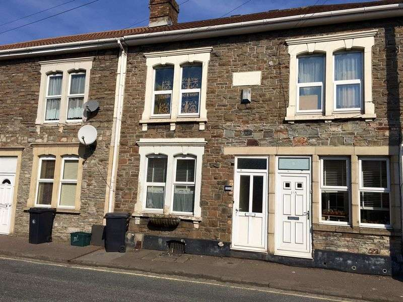 2 Bedrooms Flat for sale in Clouds Hill Road, St. George, Bristol, BS5 7LH