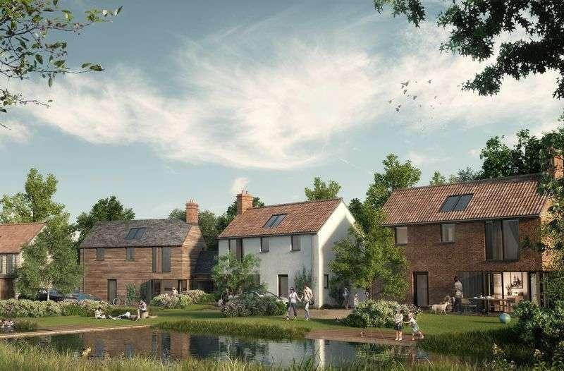 3 Bedrooms Detached House for sale in Moreton Road, Dorchester