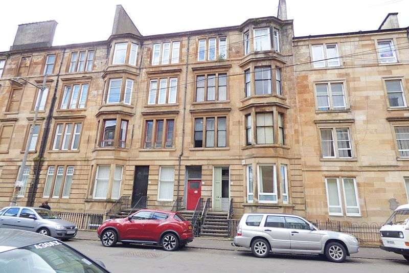 2 Bedrooms Flat for sale in Dixon Avenue, Glasgow