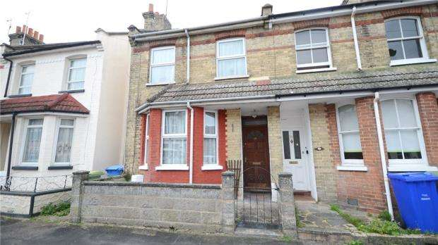 2 Bedrooms End Of Terrace House for sale in St. Georges Road, Aldershot, Hampshire