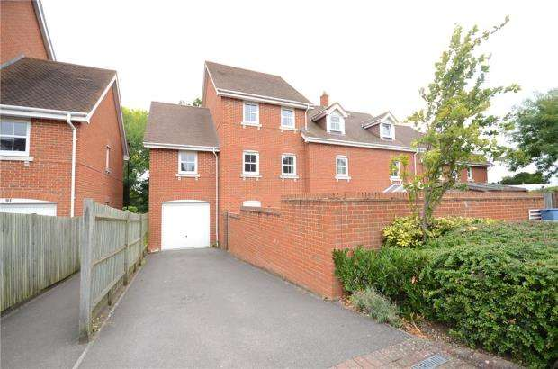5 Bedrooms End Of Terrace House for sale in Campbell Fields, Aldershot, Hampshire