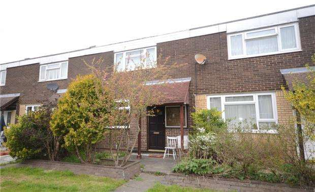 2 Bedrooms Terraced House for sale in Austen Road, Farnborough, Hampshire