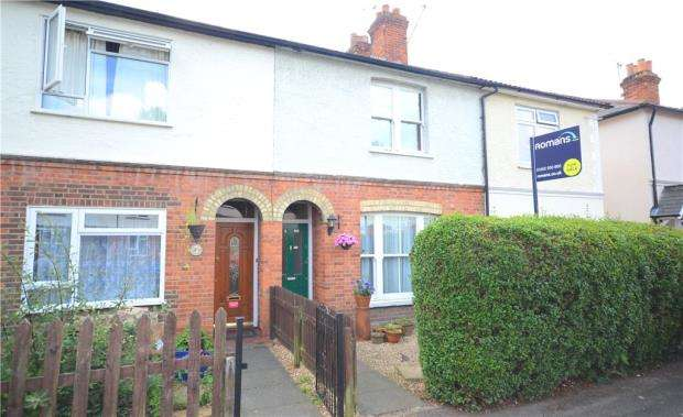 2 Bedrooms Terraced House for sale in Queens Road, Farnborough, Hampshire