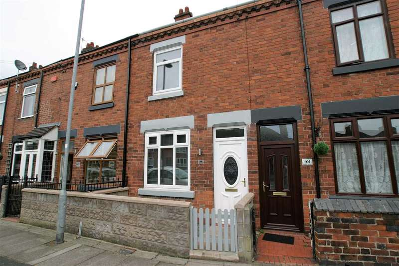 2 Bedrooms Terraced House for sale in Water Street, Stoke on Trent