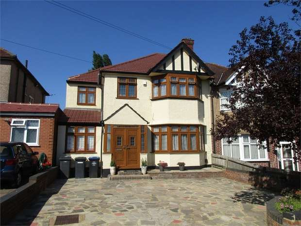 5 Bedrooms Semi Detached House for sale in Rossdale Drive, London