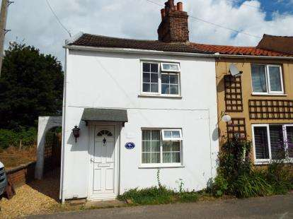 2 Bedrooms End Of Terrace House for sale in Terrington St. Clement, King's Lynn, Norfolk