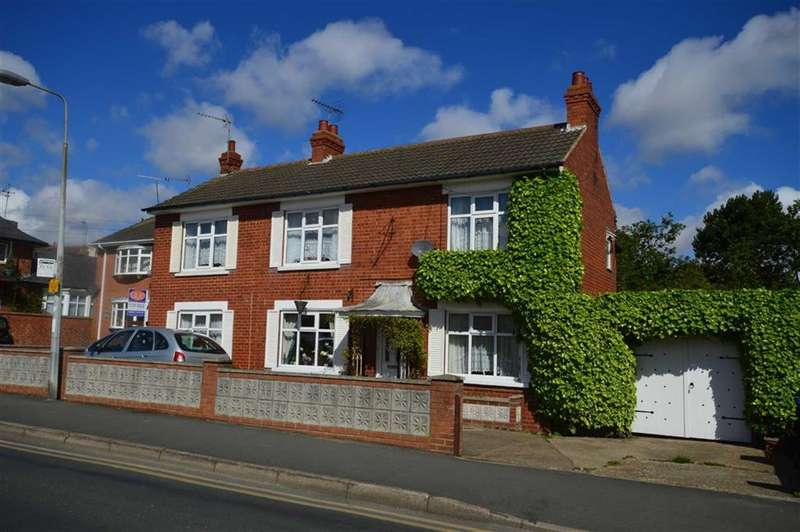 4 Bedrooms Detached House for sale in New Road, Hornsea, East Yorkshire