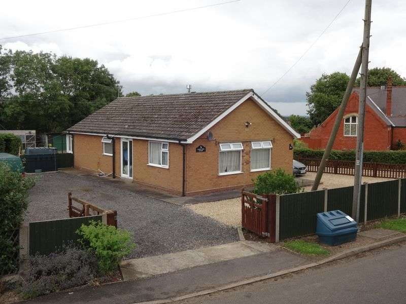 3 Bedrooms Detached Bungalow for sale in Moor Lane, Branston Booths, Lincoln