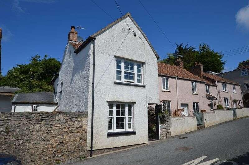 2 Bedrooms Terraced House for sale in 2 Hutton Hill, Hutton, Weston-Super-Mare