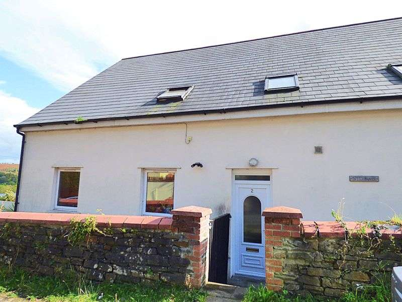 3 Bedrooms Semi Detached House for sale in Plantation Road, Abercynon, Mountain Ash, CF45 4PW