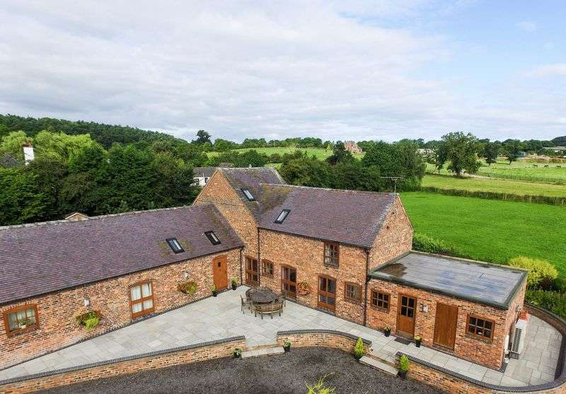 4 Bedrooms House for sale in Grindley, Stafford