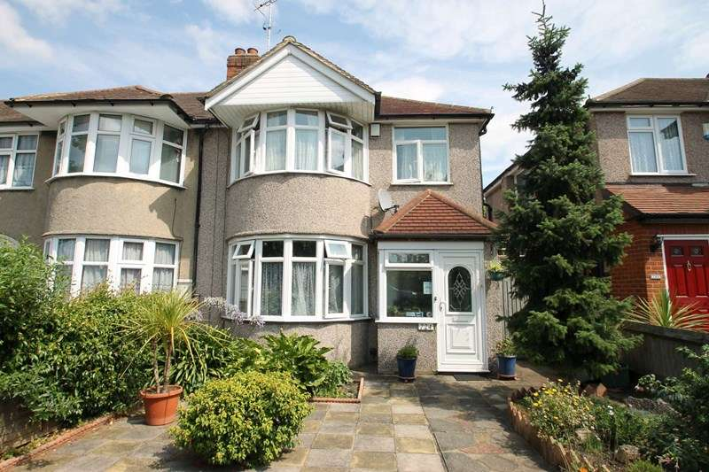 3 Bedrooms Terraced House for sale in Whitton Avenue West, Northolt, Middlesex