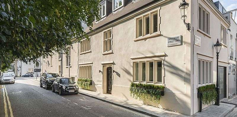 4 Bedrooms House for sale in Ennismore Street, Knightsbridge, London