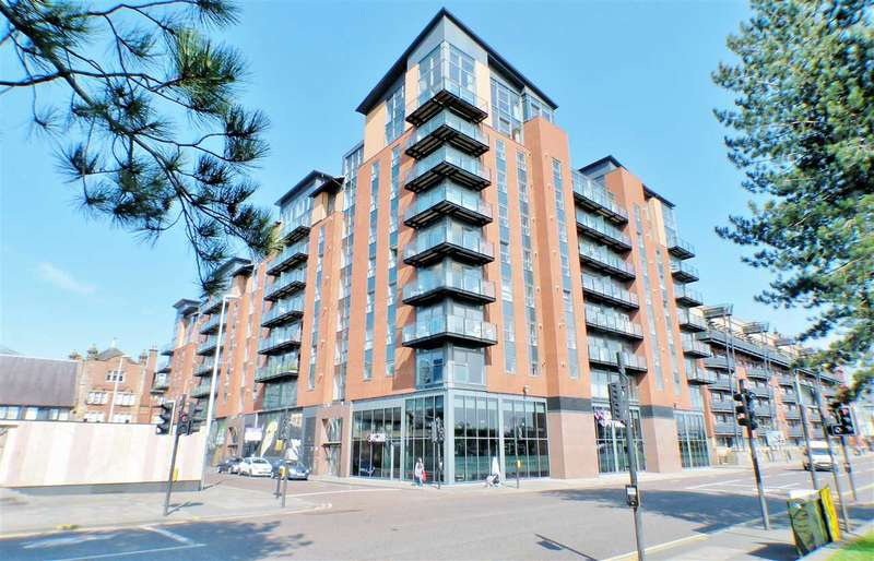 2 Bedrooms Apartment Flat for sale in 87 Dunlop Street, Flat 1/9, GLASGOW