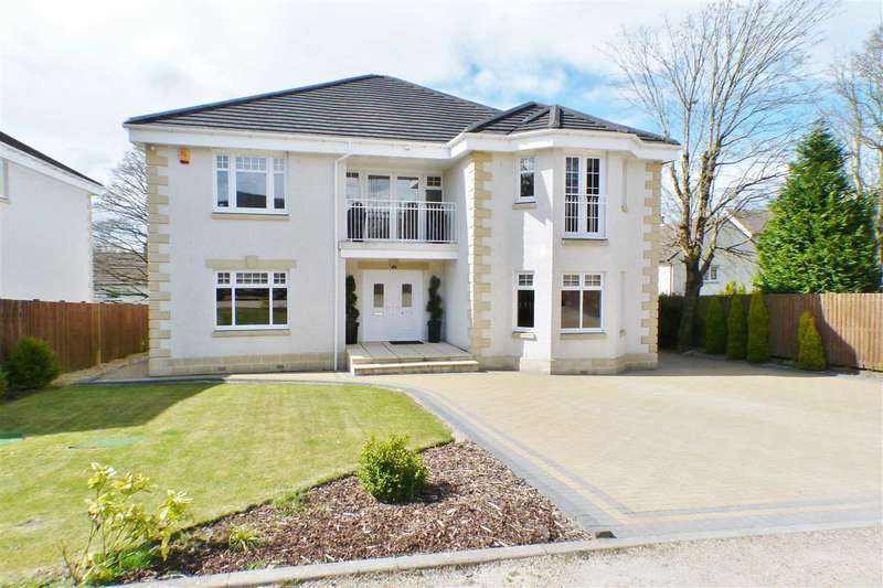 6 Bedrooms Detached House for sale in Maxwelton Gate, EAST KILBRIDE