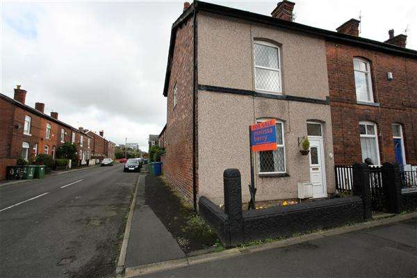 2 Bedrooms Terraced House for sale in Mellor St, Prestwich