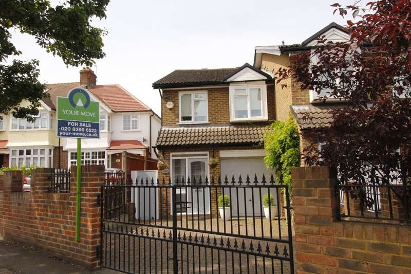 3 Bedrooms Semi Detached House for sale in Villiers Avenue, Surbiton, KT5