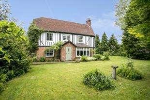 5 Bedrooms Detached House for sale in Haviker Street, Collier Street, Tonbridge, Kent