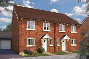 4 Bedrooms Detached House for sale in Plot 66, Meadow Bank, Great Easthall, Sittingbourne