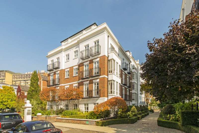 2 Bedrooms Apartment Flat for sale in Stone Hall Place, Kensington Green, London, W8