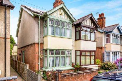 3 Bedrooms Semi Detached House for sale in John Street, Hinckley, Leicestershire, .