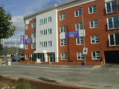 2 Bedrooms Flat for sale in Clement Street, Birmingham, West Midlands