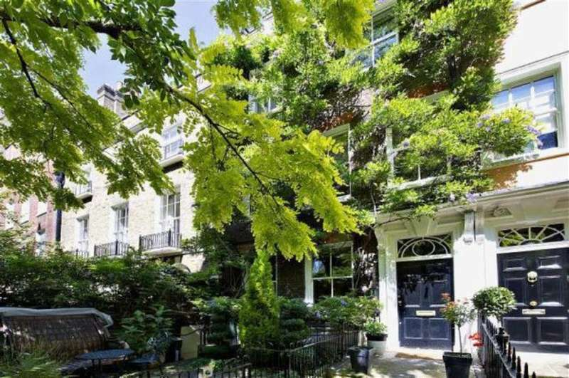 4 Bedrooms House for sale in Kensington Square, Kensington, London