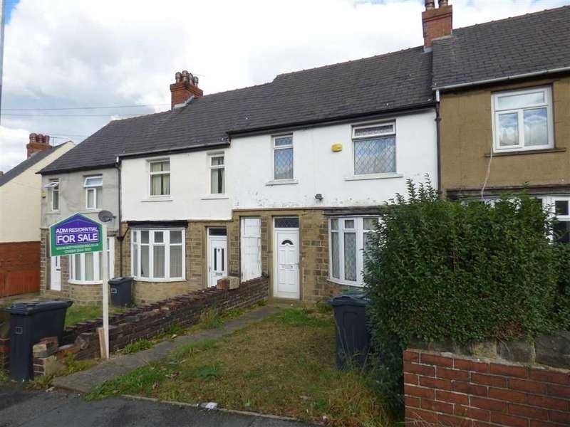 3 Bedrooms Property for sale in Moor End Road, Lockwood, Huddersfield
