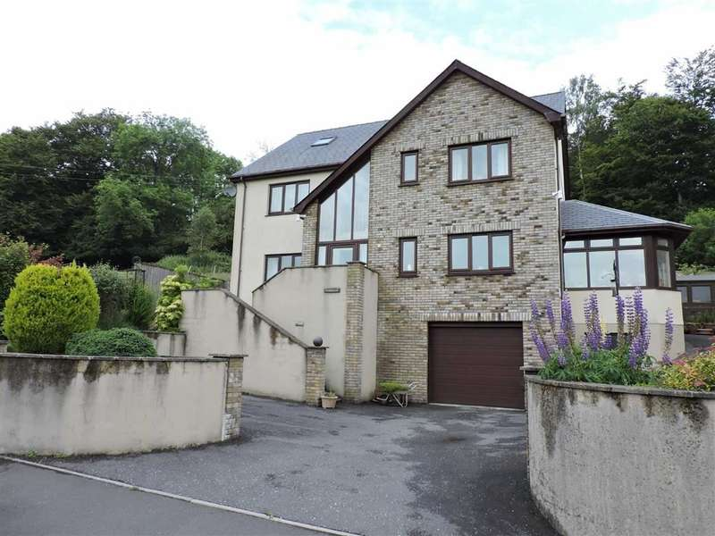6 Bedrooms Detached House for sale in Forest Road, Lampeter