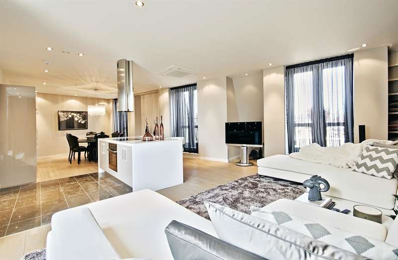 2 Bedrooms Property for sale in 1 Palace Place, St James Park, London, SW1E