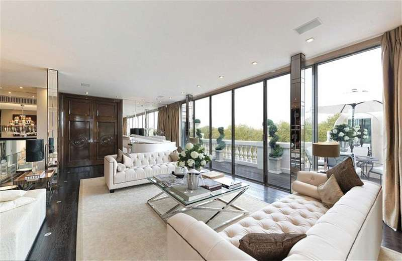 6 Bedrooms Property for rent in The Penthouse, Knightsbridge, London
