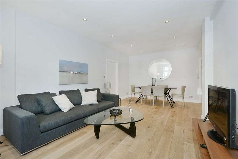 2 Bedrooms Flat for sale in Princes Court, London