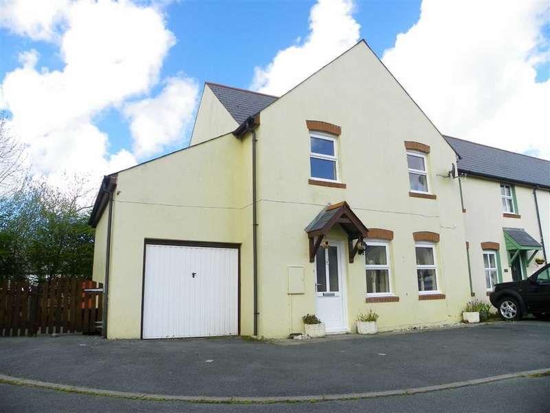 4 Bedrooms Property for sale in Golwg Y Preseli, CILGERRAN
