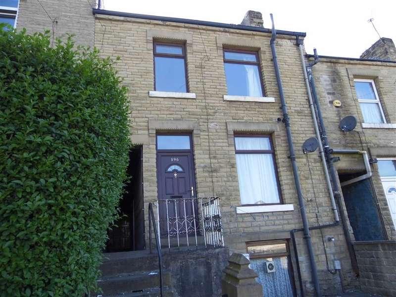 3 Bedrooms Property for sale in 196, Moorbottom Road, Thornton Lodge, Huddersfield