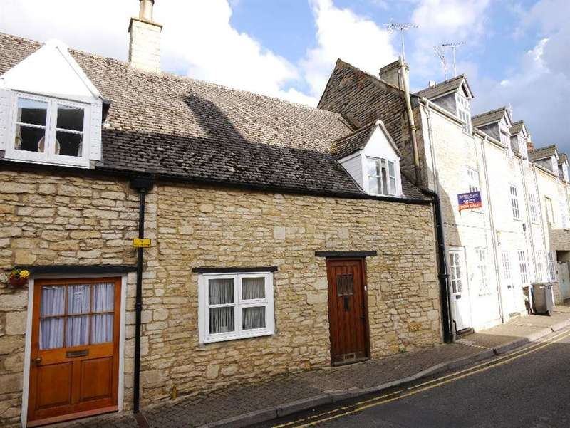 2 Bedrooms Terraced House for sale in Gloucester Street, Cirencester, Gloucestershire