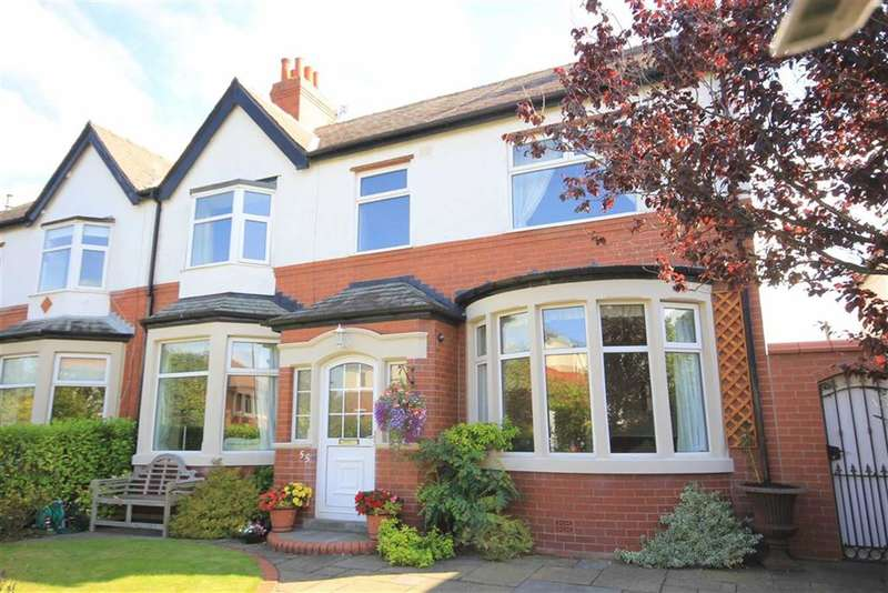 5 Bedrooms Property for sale in Lake Road North, Fairhaven, Lytham