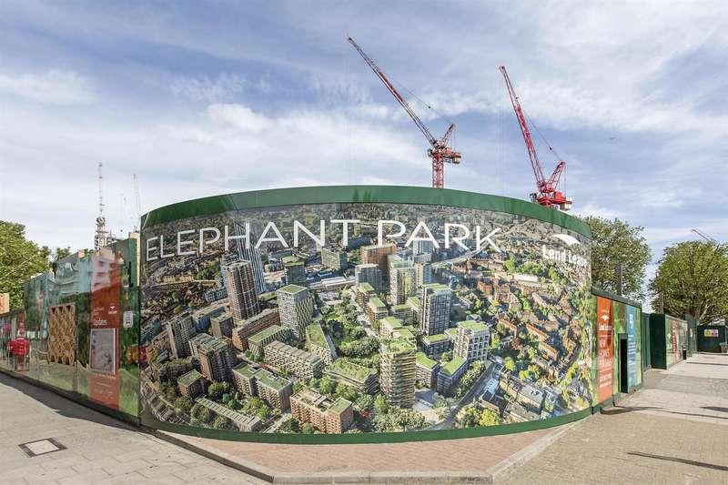 1 Bedroom Flat for sale in South Garden Court, Elephant Park, Elephant & Castle, London SE17