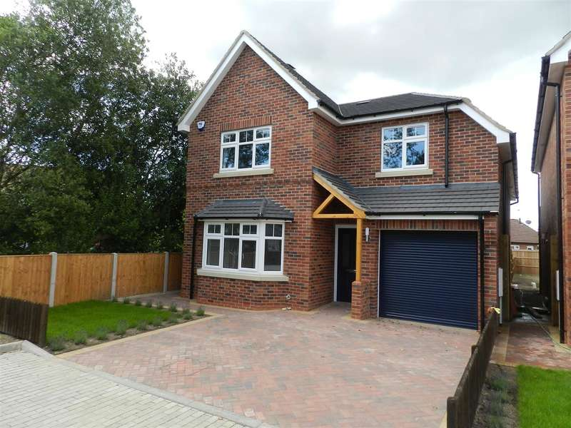 4 Bedrooms Property for sale in Draycott Road, Breaston
