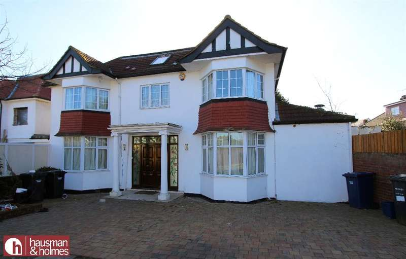 6 Bedrooms House for sale in Elliot Road, NW4