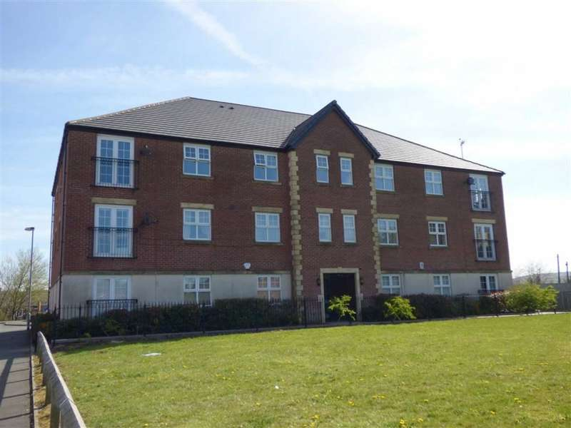 2 Bedrooms Property for sale in Newbold Hall Drive, Rochdale, Lancashire, OL16