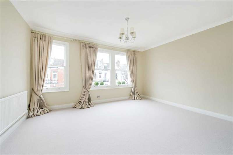 2 Bedrooms Flat for sale in Danehurst Street, Fulham