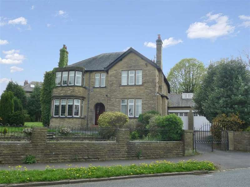 4 Bedrooms Detached House for sale in Lyndhurst Grove Road, Brighouse, Huddersfield