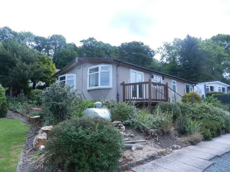 2 Bedrooms Park Home Mobile Home for rent in Hopeswood Park, Longhope, Forest Of Dean, Gloucestershire, GL17 0LF