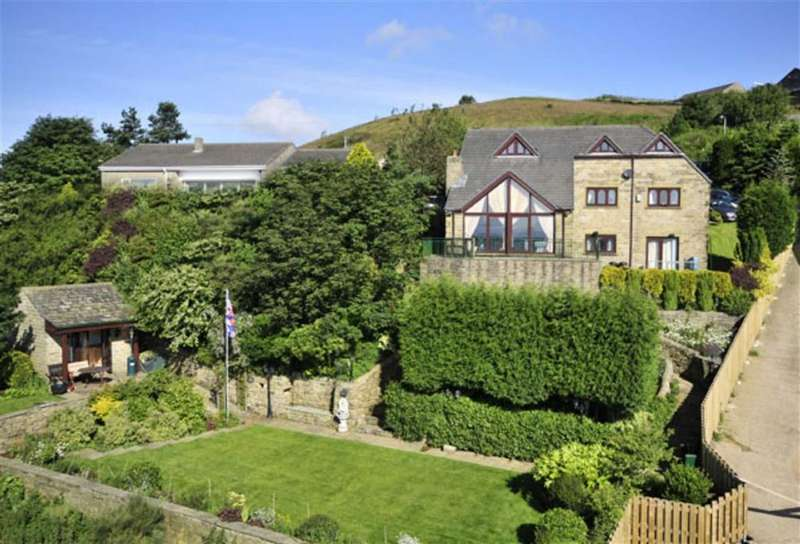 6 Bedrooms Property for sale in Slaithwaite Gate, Scapegoat Hill, HUDDERSFIELD, West Yorkshire, HD7