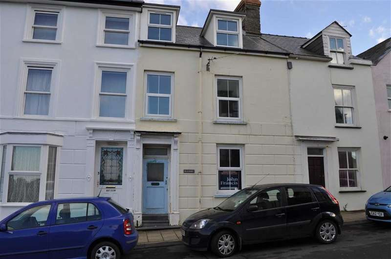 4 Bedrooms Property for sale in St Michaels Place, Aberystwyth