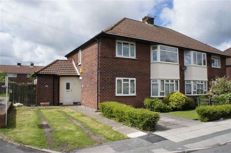 2 Bedrooms Flat for sale in Moorhey Road, Maghull