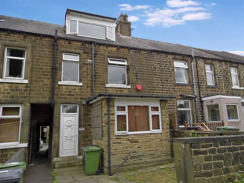 2 Bedrooms Property for sale in 406, Blackmoorfoot Road, Crosland Moor, Huddersfield