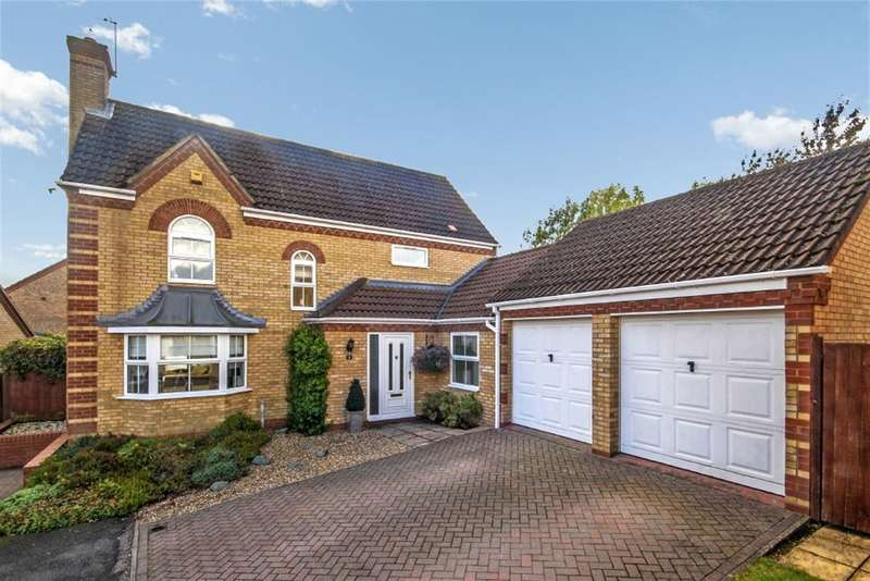 5 Bedrooms Detached House for sale in Fields End, HEMEL HEMPSTEAD, Hertfordshire, HP1 2HW