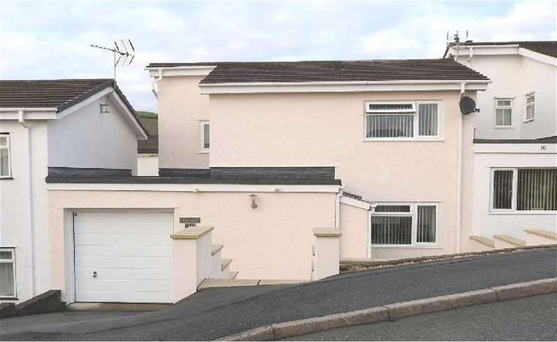 3 Bedrooms Property for sale in Maes Afallen, Bow Street