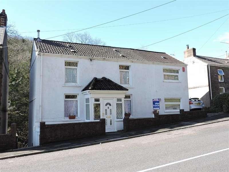 3 Bedrooms Property for sale in James Street, Pontardawe